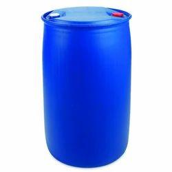 BDW Blue Ring Barrel Plastic Drum, Capacity: 200 Litre