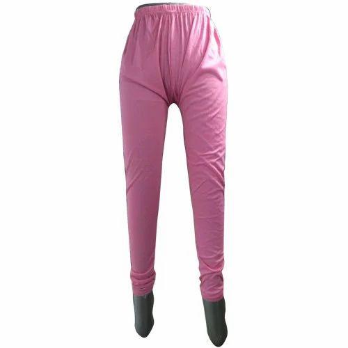 31b93e59061d83 TR Viscose Ladies Baby Pink Plain Leggings, Size: XXL, Rs 45 /piece ...