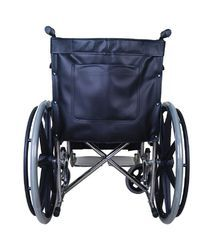 Wheel Chair With Mag Wheels