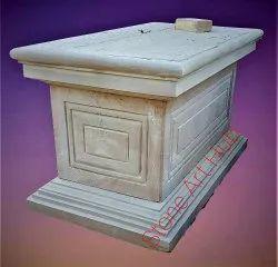 Stone Pillar Pedestals