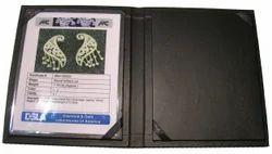 Certificate Holder Folder