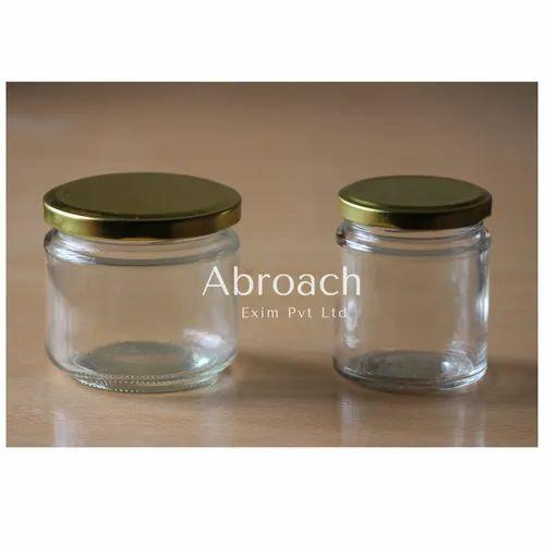 Salsa Glass Jar
