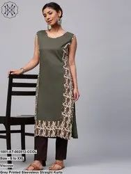 Sleeveless Kurta