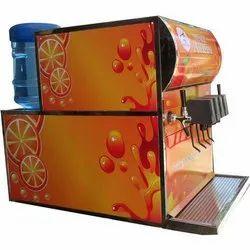 Copper Winding Soda Fountain Dispenser
