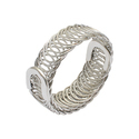 American Silver Plated Bangle For Women And Girls
