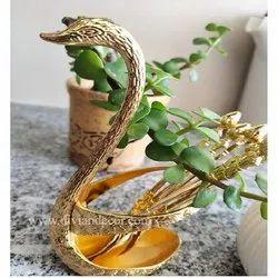 Brass Swan