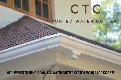 Ctc Rain Water Gutter System At Rs 1450 Meter Roof