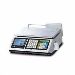 Weighing Scale With Printing