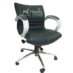 NF-120 Rotable Executive Medium Back Chair