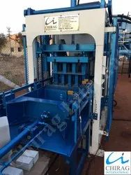 Chirag Next-Gen Hydraulic Bricks Machine