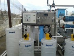 Ultrafiltration Membranes System