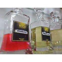 Nice Unisex Body Liquid Perfume, Packaging Type: Glass Bottle