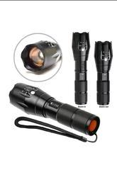 Aluminum Body LED Torch