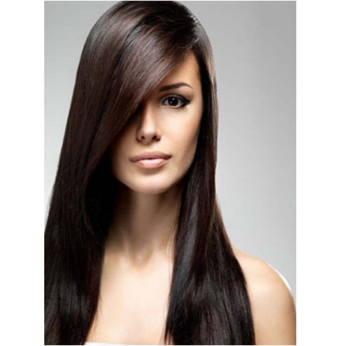 952ca5a4f Ritzkart Black 30 inch natural hair extension with 6 clip, for Personal and  Parlour