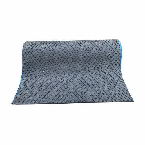 Pulley Lagging Rubber Sheet गरारी को ठंडा रखने वाली रबर