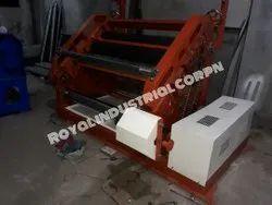 Single Face Oblique Type Paper Corrugation Machine