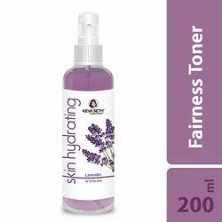 Skin Hydrating Lavender Fairness Toner (For All Skin Types) 200ml Keya Seth Aromatherapy, Device Of