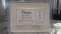 Premium White Melt and Pour Soap Base