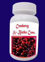 Cranberry & Buchu Softgel Capsules