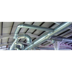 HVAC Duct, For Ventilation Facilities, For Industrial Use