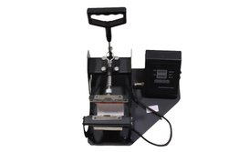 Black Mug Printing Machine, For Ceramic Mugs, Automation Grade: Semi-Automatic