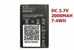 Jio Phone Battery