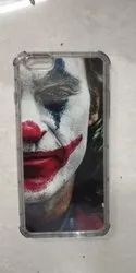 2D Silicone Sublimation Mobile Covers