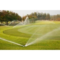 Golf Rotor S Irrigation Sprinkler System