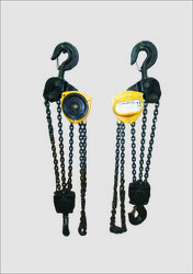 Powerfull Bemco Brand Super P Chain Pulley Block-7.5tx3mtr