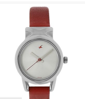 ca8ee66c3c33 Red fastrack metalhead analog watch for women jpg 328x381 Red watches for  women