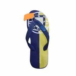 Spark Mens Designer Rubber Sleeper, Packaging Type: Packet