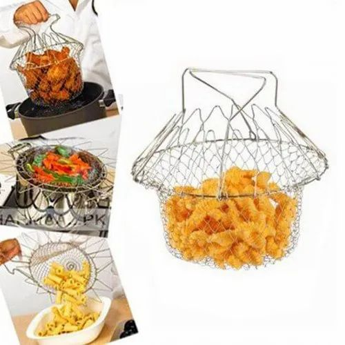Chef Basket for Home