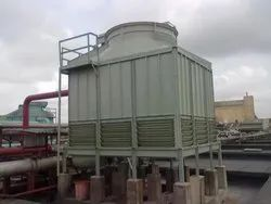 FRP COOLING TOWER, for Industrial