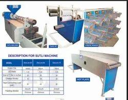 Plastic Sutli Machine