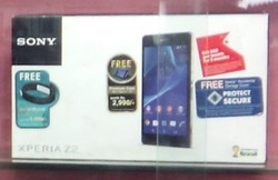 Sony Touch Screen Mobile Phone