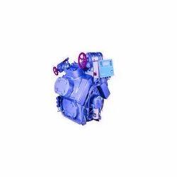 50 Sabroe Compressor, Maximum Flow Rate: 8