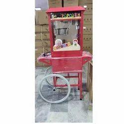 Pop Corn Machine 250g With Cart