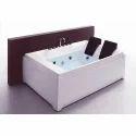 Double Seater Jacuzzi Bathtub