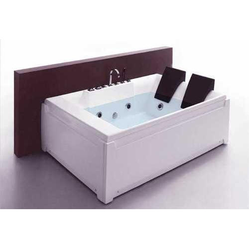 Double Seater Jacuzzi Bathtub