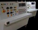 Manual Transformer Testing Panel