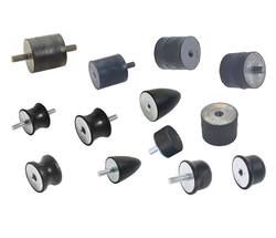 Rubber Anti Vibration Isolation Mounts, For Industrial