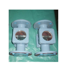 Rotatory Wheel Type Sight Flow Indicator
