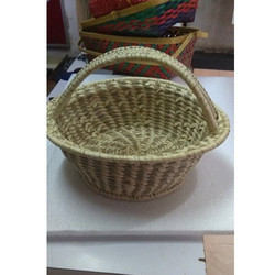 Bamboo Grass Basket