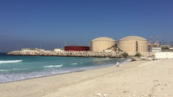 Sea Water Storage Tank
