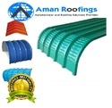 Crimpad Roofing Sheet