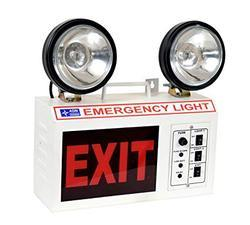 Agni Emergency Exit Light
