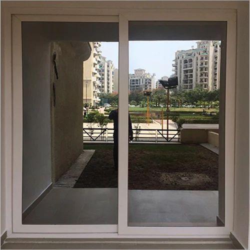 Exterior UPVC Sliding Door, Thickness: Upto 75 Mm