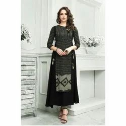 Cotton Ladies Printed Fancy Kurti