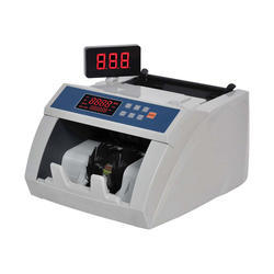 Automatic Cash Counting Machine With Fake Note Detector