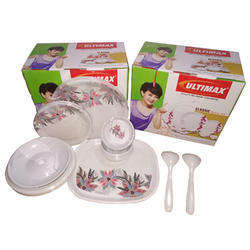 Classic Melamine Dinner Set